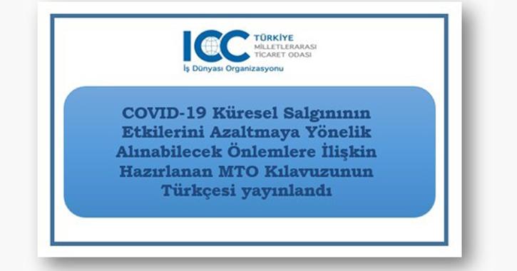 ICC Milletlerarası Tahkim Divanı, COVID-19 salgınının tahkim yargılamaları üzerindeki etkilerini hafifletmeye yardımcı olacak bir dizi önlemin ana hatlarını belirten bir Kılavuz Not yayınladı.