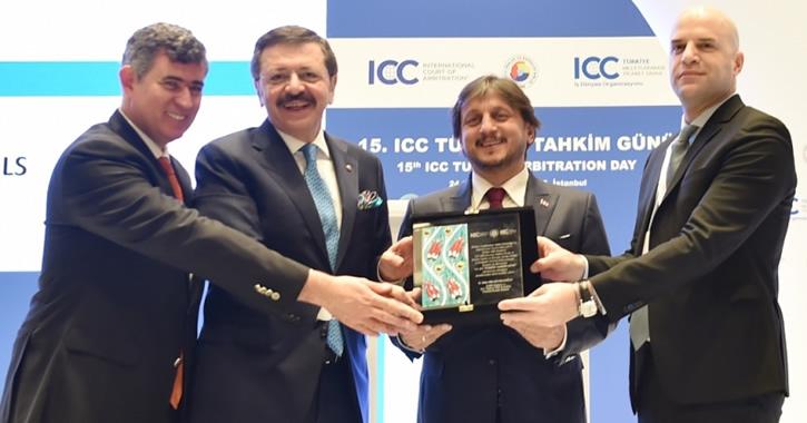 Milletlerarası Ticaret Odası (ICC) Türkiye Milli Komitesi tarafından ICC Milletlerarası Tahkim Divanı ve Türkiye Odalar ve Borsalar Birliği (TOBB) ile işbirliğinde  '15. ICC Türkiye Tahkim Günü' 24 Ocak 2020 tarihinde İstanbul'da düzenlendi.