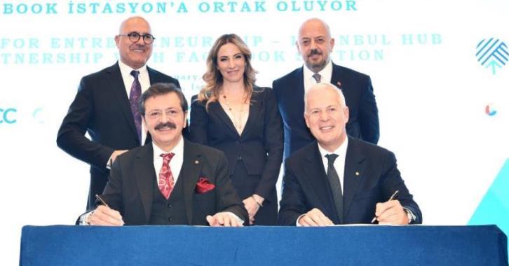 ICC (Milletlerarası Ticaret Odası) Girişimcilik Merkezi, İstanbul'da Bölge Ofisi kurarak, TOBB, Facebook ve Habitat'ın işbirliğinde oluşturulan 'Facebook İstasyon'a ortak oldu.