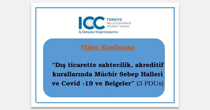 Eğitmenler:   Sn. Abdurrahman Özalp, ICC Türkiye Bankacılık Komisyonu Başkanı   Sn. Zeynep Ersamut, ICC Türkiye Bankacılık Komisyonu Üyesi   Sn. Yahya Kütükçü, ICC Türkiye Bankacılık Komisyonu Üyesi